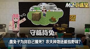 MC小课堂EP01:守株待兔