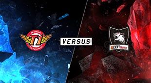 LCK夏季赛W4D3:ROX vs SKT精彩集锦